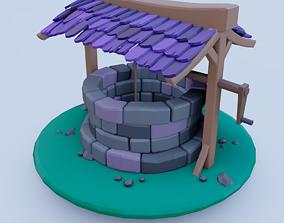 The Pit 3D asset