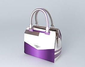 FIORELLI Handbag 3 of 5 Colours 3D model