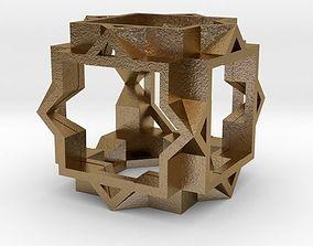3D print model education Dice