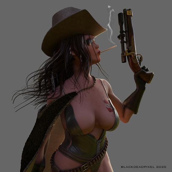 Lilith bounty Huntress