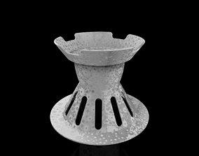 Ash cup 3D print model