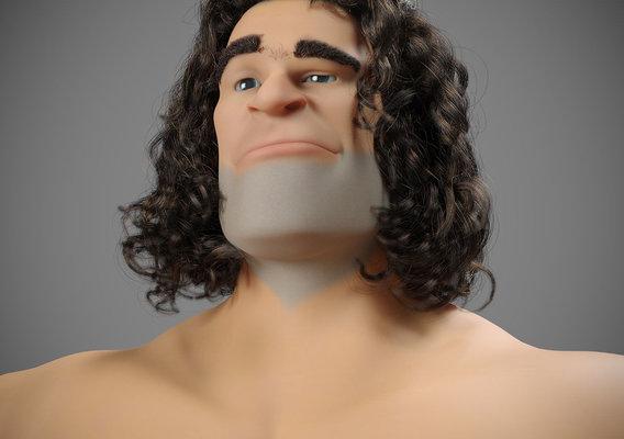 Joseph hairstyle 1