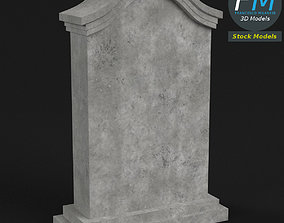 Tombstone 3 3D model