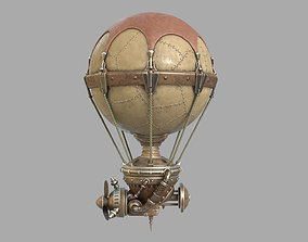 3D model Steampunk Aerostat