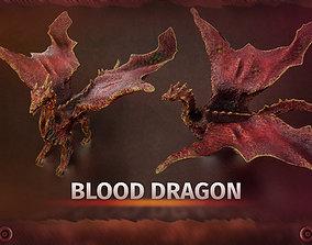 3D model C40 - Blood Dragon