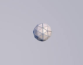 3D model Sci Fi Object no 3 Sphere - Sphere Torus 2019 3