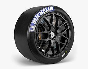Michelin C7R Combo 3D model