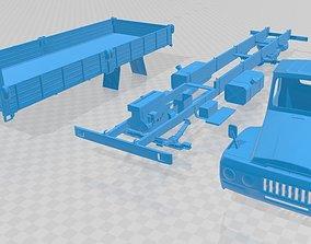 printable Cargo Old Truck Printable