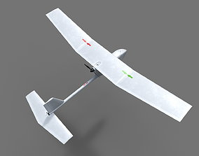 AeroVironment RQ-11 Raven 3D model