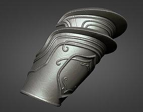Sylvanas Windrunner - Upper Leg 3D print model