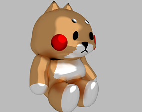3D Printable and Rigged Yuta Model from Tonton Friends