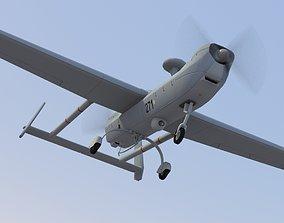 Hunter RQ5a UAV 3D model