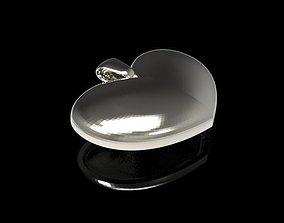 Heart 3D printable model