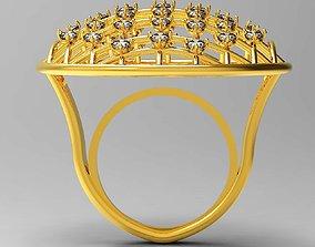 Round Nest Ring 3D print model