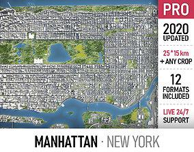 3D model Manhattan - New York