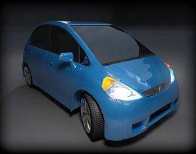 Car Concept Hatchback Google AAA 3D asset