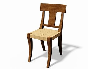 3D printable model Chair interior