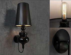 Josephine Wall Lamp 3D