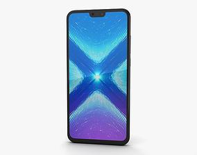 3D Huawei Honor 8X Black