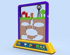 Ant farm village 3d model for print