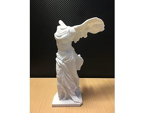 3D printable model Winged Victory of Samothrace