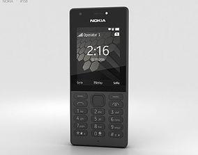 Nokia 216 Black 3D model