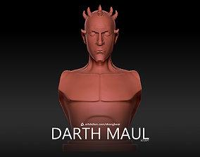 3D print model Darth Maul scifi