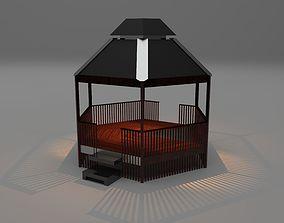 Simple Gazebo 3D model