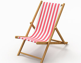3D Beach Chair 2