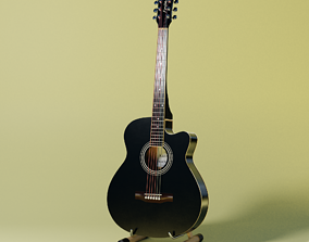 Acoustic Guitar - Kadence Frontier 40 3D