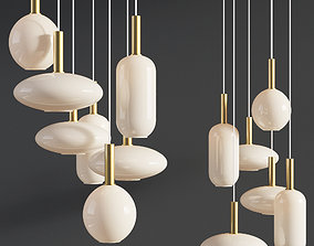 3D model Pendant Light Ferm Living Set