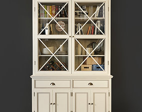 Showcase sideboard Provence Palermo 3D
