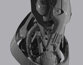 General Grievous Bust STL 3D printable model