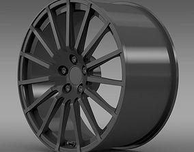 3D Subaru BRZ STI rim