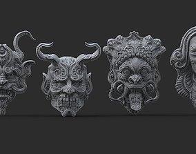 Wall decor pack 3D print model