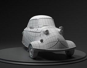Messerschmitt kr200 3D model