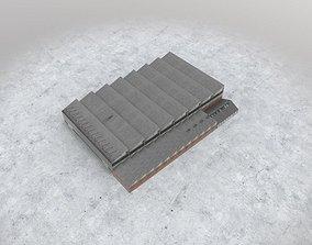 3D asset EGCC Hangar1