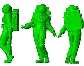 3D print model Astronaut B