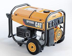 3D CAT 5500 RP Portable Generator