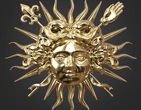 3D print model Soleil Sun
