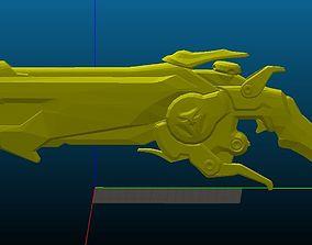 3D print model Reaper Biker Shotgun