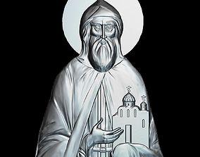 3D printable model 86 RELIGION ICON The prophet Daniel