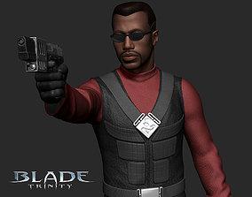 Blade Trinity blade 3D printable model