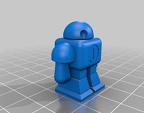 3D printable model J Robot