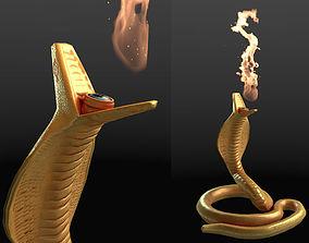 3D model Cobra Lamp