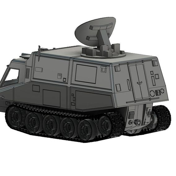 SHADO Mobile from tv series UFO.
