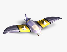 Space Ship1 3D asset