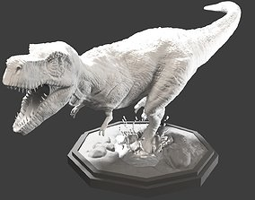 3D printable model Tryannosaur