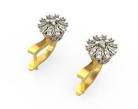 3D print model Earrings 016
