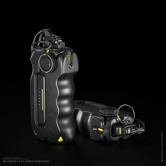 BLINKER-11 Grenade Concept